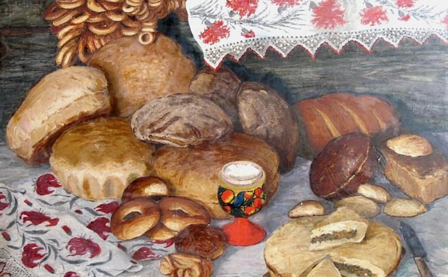 История хлеба