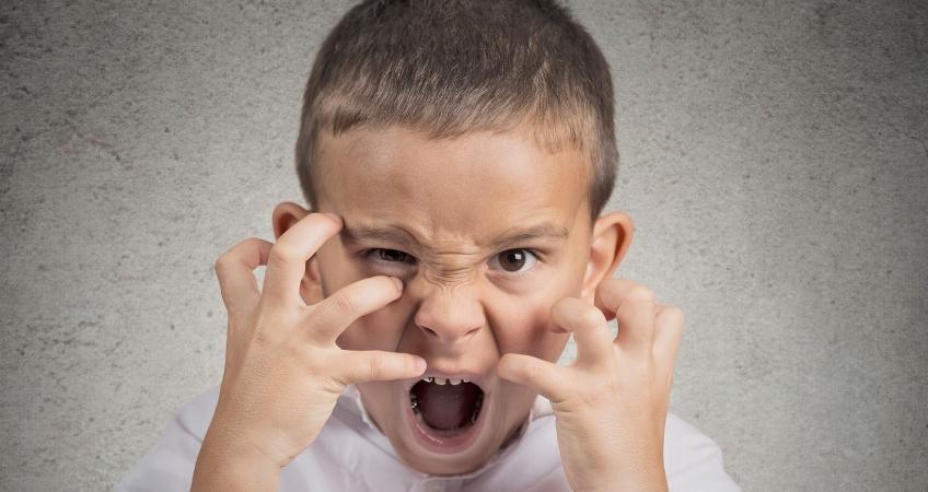 Как справиться с агрессией ребенка