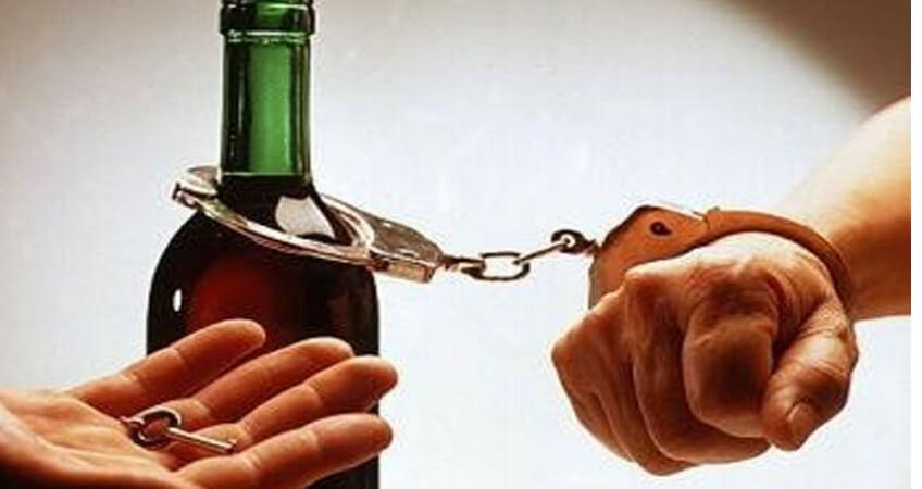 что делать если человек алкоголик