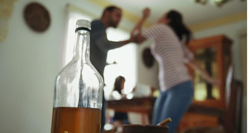 ошибки поведения с пьяным