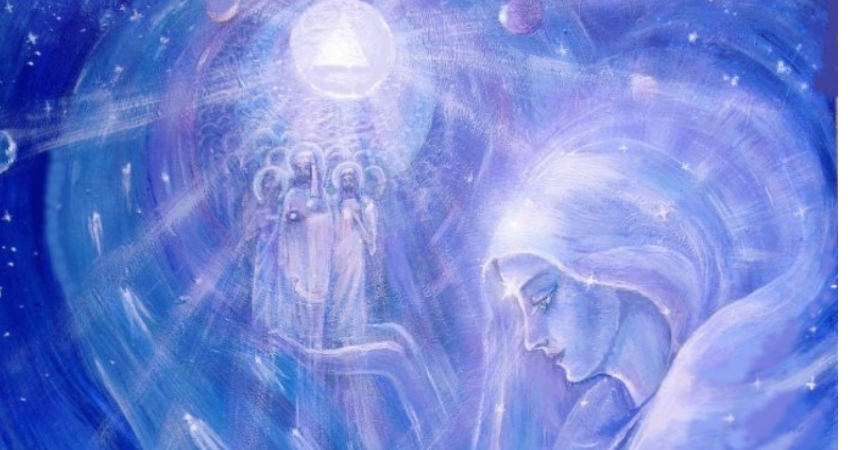 Ангел Хранитель у славян