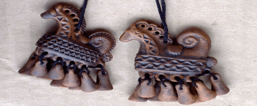 Славянские украшения обереги