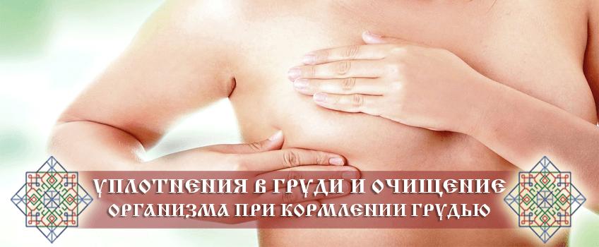 принципы очищения организма во время кормления грудью