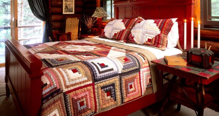 лоскутное одеяло оберег