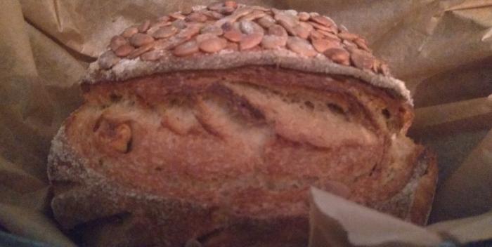 хлеб на осенины