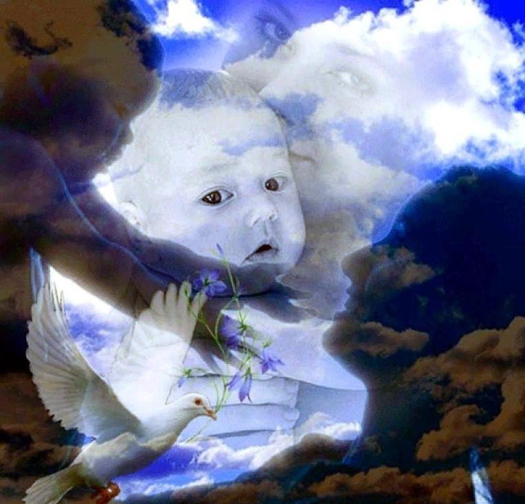души детей после аборта