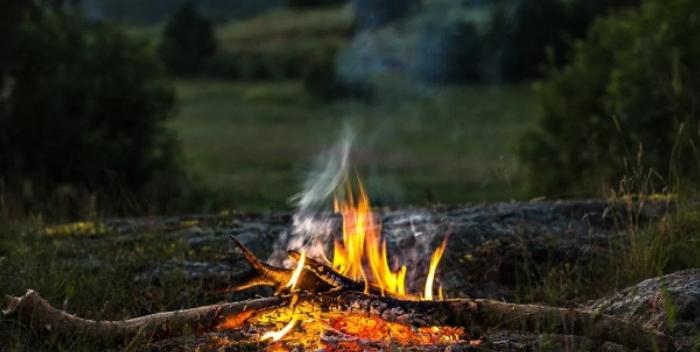 обрядовый огонь