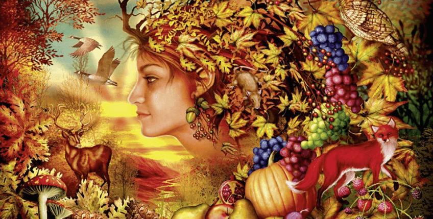 праздник осеннего равноденствия на руси