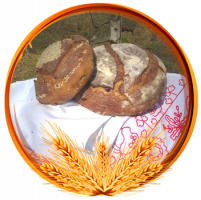 Приготовление живого хлеба