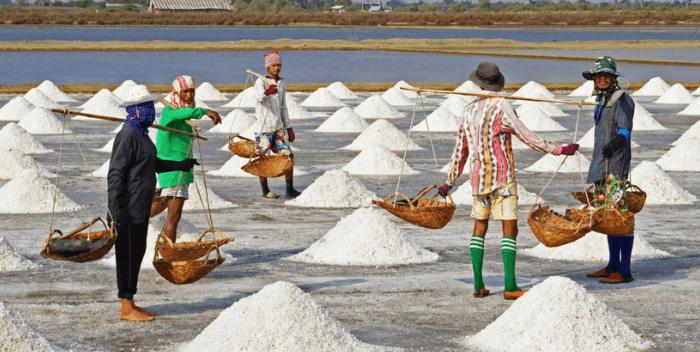 соль - убийца