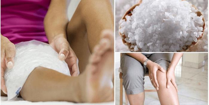 Лечение солью в народной медицине