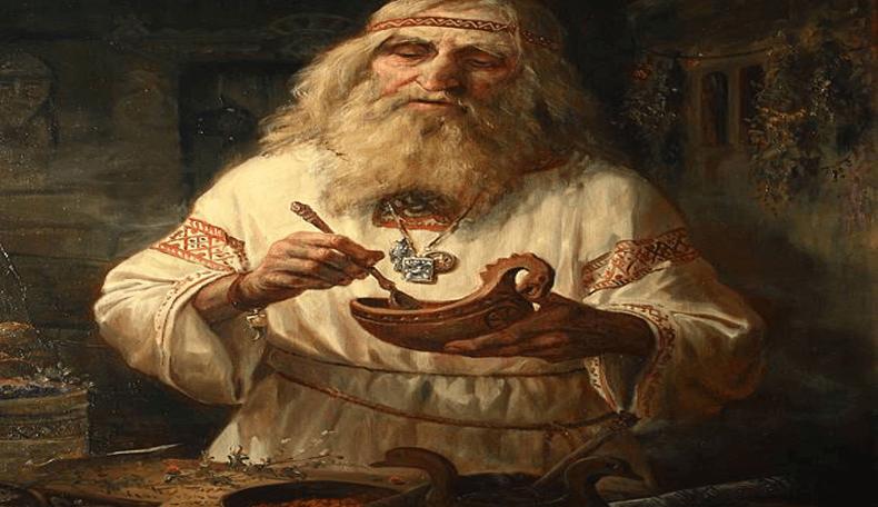 Как наши предки создавали живые вещи